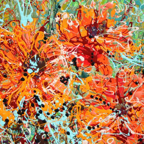 PVH and MCR Foundation Lisa J Cameron Artworks LLC by Fort Collins, Colorado Artist Lisa Cameron Russell