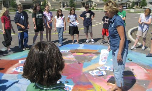 Copper Mesa Elementary Alliance Student Art Projects, Aurora Colorado, Louisville, Broomfield and Highlands Ranch