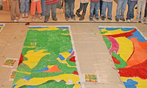 Emerald Elementary, Alliance Student Art Projects, Aurora Colorado, Louisville, Broomfield and Highlands Ranch
